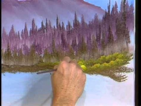 bob ross painting season 1 bob ross snow fall the of painting season 1 episode