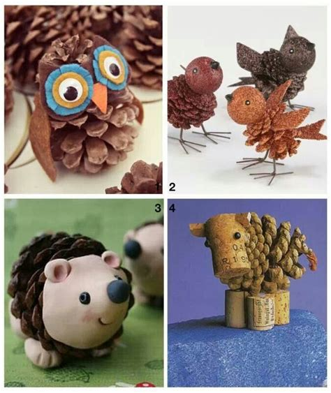pine cone craft ideas for pine cone craft crafty ideas