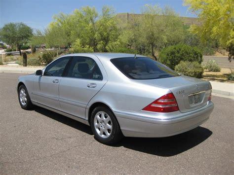 2000 Mercedes S500 by 2000 Mercedes S500 4 Door Sedan112832