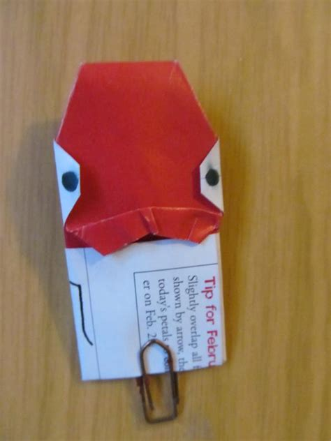 origami admiral ackbar admiral ackbar for the return of the jedi showcase