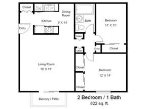 2 bedroom 1 bath apartments one bedroom one bath floor plans two bedrooms one