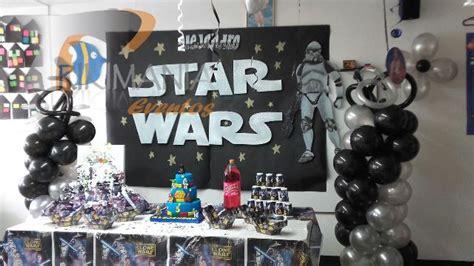 decoracion star wars decoracion de star wars