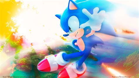 sonic the hedgehog sonic the hedgehog wallpapers by light rock on deviantart