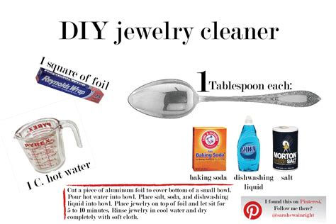 how to make jewelry cleaner 301 moved permanently
