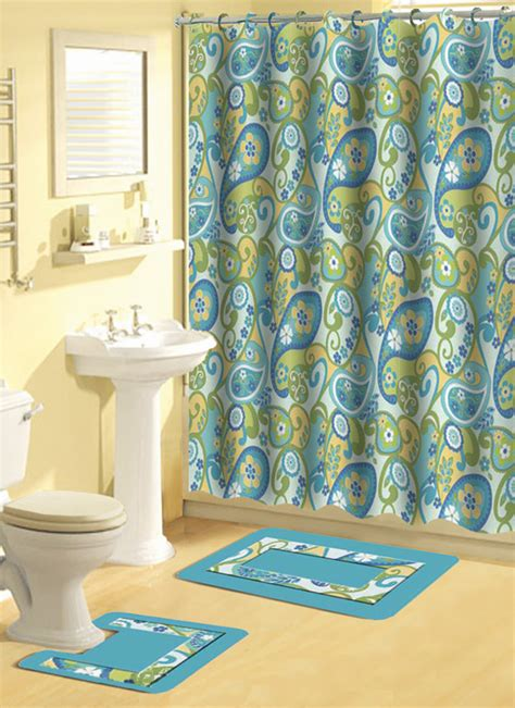 bathroom sets shower curtain rugs bathroom rug and shower curtain sets roselawnlutheran