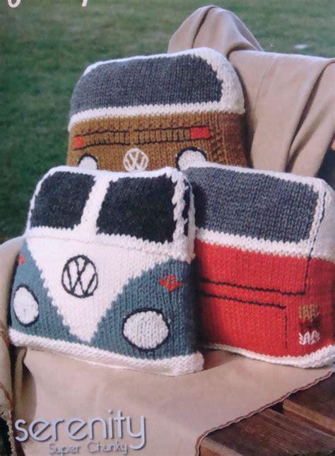 caravan knitting pattern 17 best images about haken kussens on free