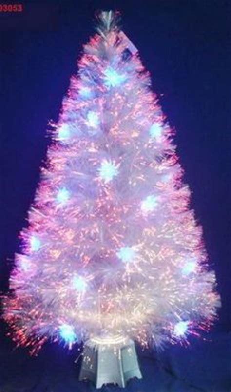small fibre optic trees what a beautifully lighted fiber optic tree