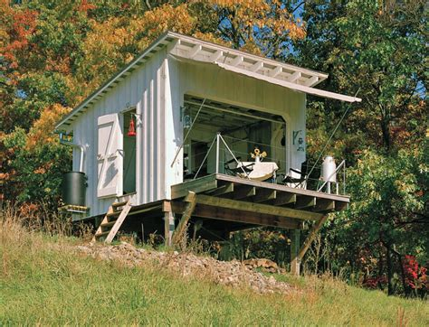 cheap cabin ideas 7 clever ideas for a secure remote cabin