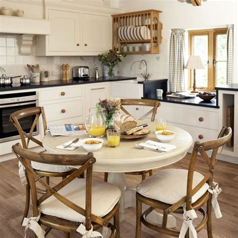 family kitchen design country style family kitchen with table family