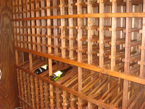 basement wine rack pdf diy plans wine rack cellar plans to build a