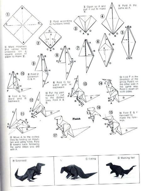 intermediate origami diagrams origami dragonjpg 195 pinteres origami