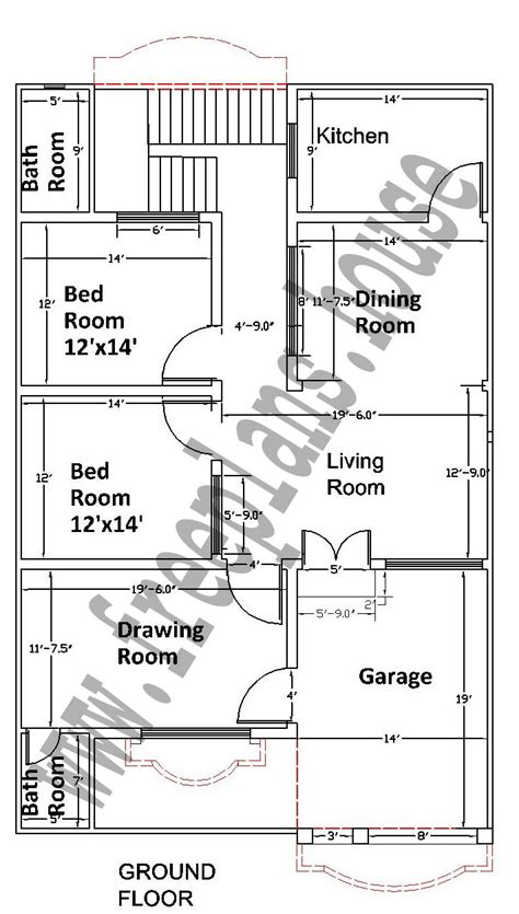 house plan 35 215 55 178 square meters house plan