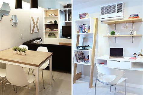 Scandinavian Home Interior Design small space ideas for a 34sqm condo in makati rl