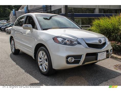 car owners manuals for sale 2011 acura rdx navigation system 2011 acura rdx sh awd in white diamond pearl 002392 nysportscars com cars for sale in new york