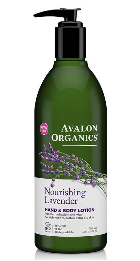 Bath Body Works Shower Gel lavender body lotion avalon organics