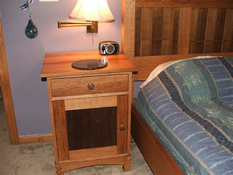 free nightstand woodworking plans becklass complete free bed woodworking plans stand