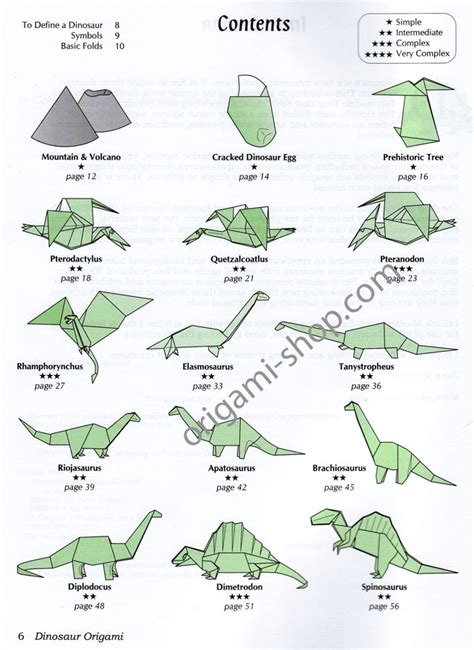 dinosaur origami origami triceratops related keywords suggestions