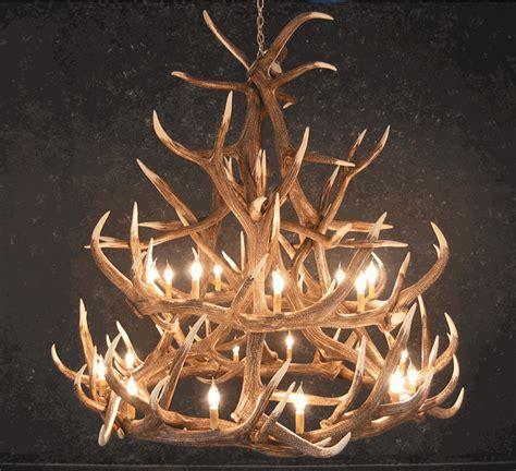 elk chandelier elk 18 antler chandelier sale