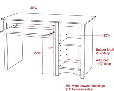 student desk dimensions computer desk black walmart ca