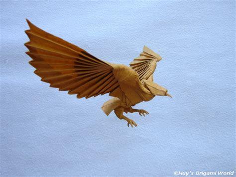 origami eagle origami eagle 2016