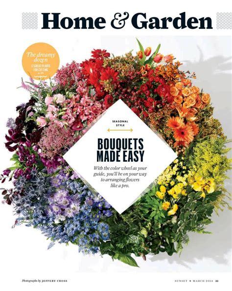 flower and garden magazine flower and garden magazine flower and garden mod vintage