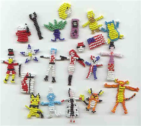 Crafts Forum Image Bead Critters From Joe
