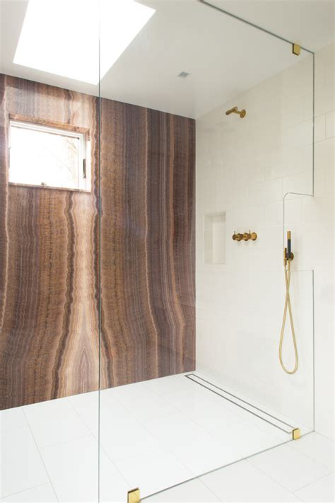 Ceramic Tile On Basement Floor by Astonishing Ceramic Shower Tile With Recessed Lighting And