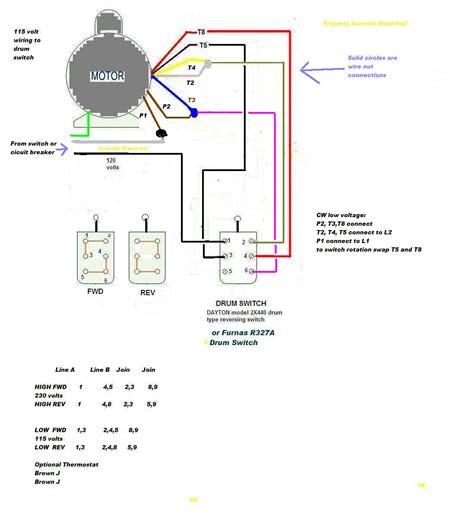 Electric Motor Wiring by Wiring Diagram Leeson Motor Wiring Diagram Leeson Single