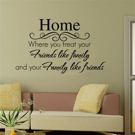 home stickers for walls home poet word words decals wall sticker vinyl