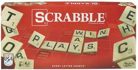 scrabble ip jeu de scrabble de hasbro gaming version anglaise walmart ca