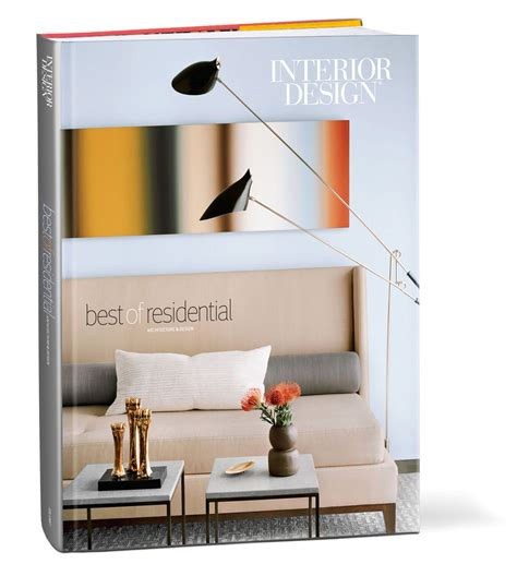 design book interior design books