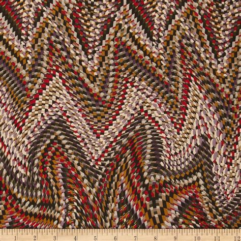 ity knit fabric venice stretch ity jersey knit abstract multi discount