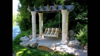 Pergola Swings top 1500 best pergola designs ideas part 1 outdoor deck