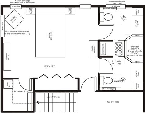 master bedroom bathroom floor plans master bedroom addition floor plans his ensuite
