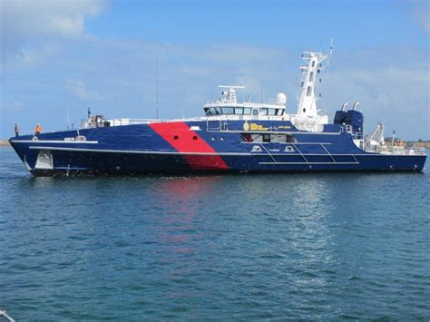 customs in australia austal launches fifth ccpb for australian customs and