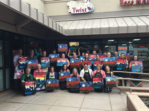 paint with a twist fort collins painting with a twist in fort collins co 80525