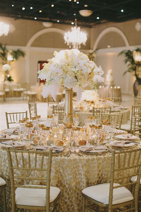 gold and white decorations 17 best ideas about white gold weddings on