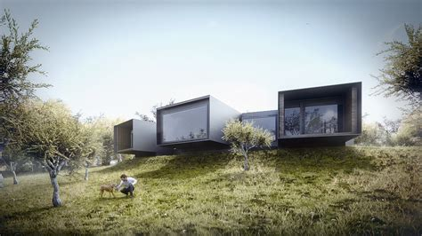 Modern Interior Design Blog 3d visualization house in alentejo architectural