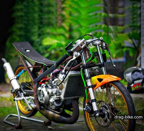 Motor Drag Modifikasi Tercepat by 50 Foto Gambar Modifikasi R Drag Bike Racing Drag