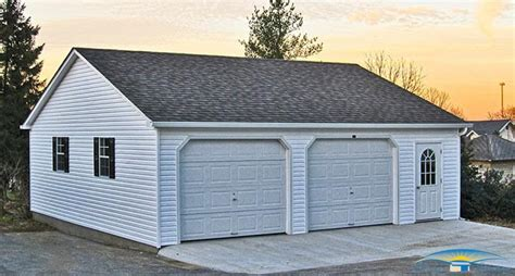 Build 2 Car Garage 2 car garages built on site 2 car garages horizon