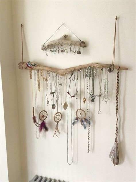 how to make jewelry hanger best 25 bohemian decor ideas on