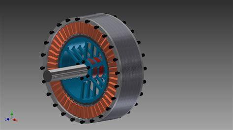 Brushless Electric Motor by 50kw Brushless Motor 171 Brushless Motors 3phase Inverters
