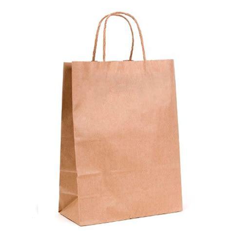 brown craft paper bags brown kraft paper bags w28 215 h37 215 g11 cms
