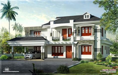 new home designs kerala style new style kerala luxury home exterior kerala home design