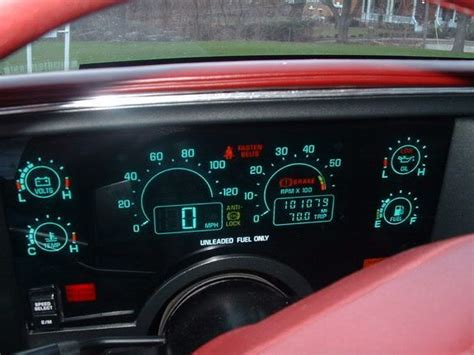 Digital Dashboard Cars by 1990 Buick Reatta Automobiles Digital Dashboards Of The