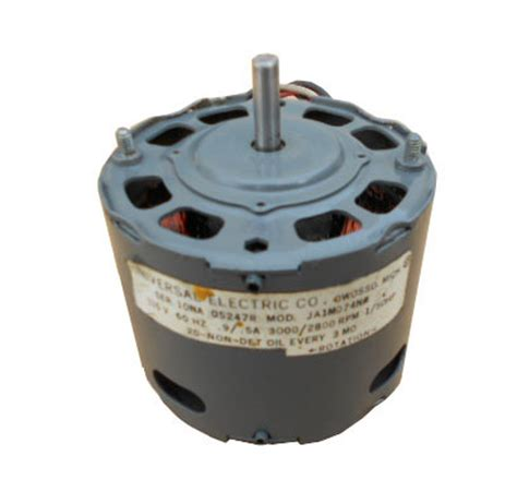Universal Electric Motor by Michale Hoopes S Kulthorn Electric Fan Replacement Motor