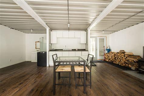interior design shipping container homes a canadian built this grid shipping container home
