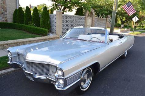 1965 Cadillac Convertible For Sale by 1965 Cadillac Fleetwood Eldorado Convertible No Reserve