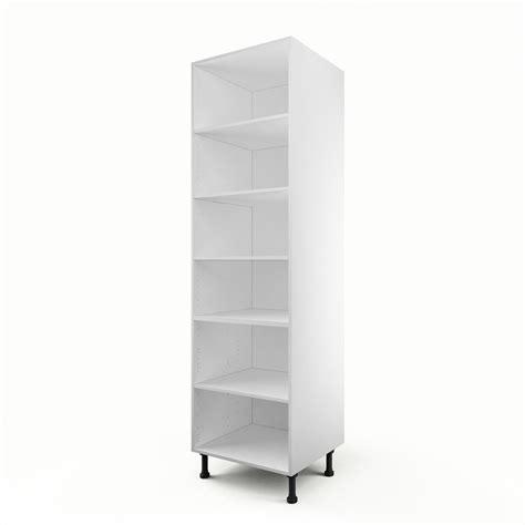 caisson de cuisine colonne c60 200 delinia blanc l 60 x h 215 x p 56 cm leroy merlin