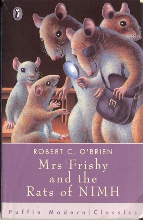 mrs frisby and the rats of nimh mrs frisby and the rats of nimh by robert c o